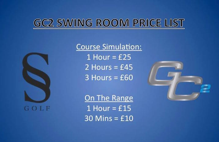 swing room prices
